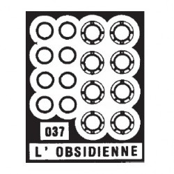 Cerclages de phares Diamètre 3,6 mm