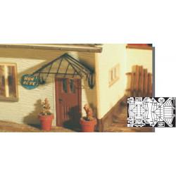 Marquises pour pavillons