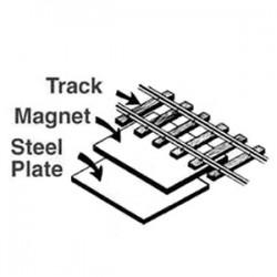 Dételeur magnétique delayé