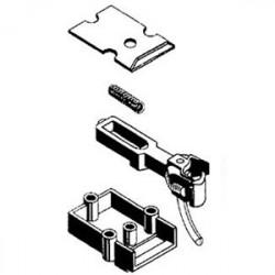 O-scale coupler en métal