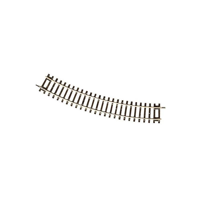 Rail ROCO courbe R3 de 419,6mm/30°