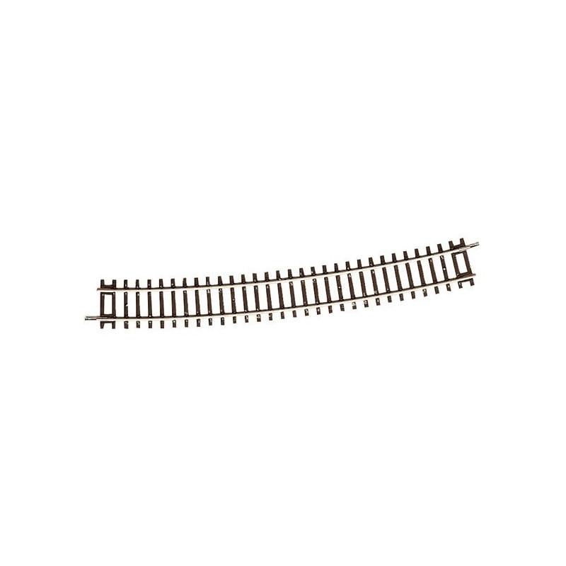 Rail ROCO courbe R10 : 888/15°