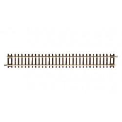 Rail ROCO bois 230mm rigide