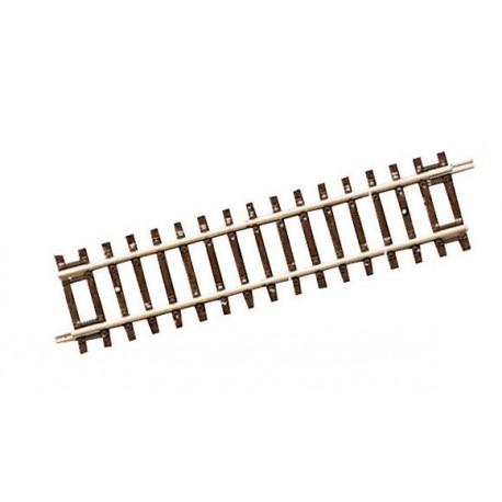 Rail ROCO bois 119mm rigide diagonal