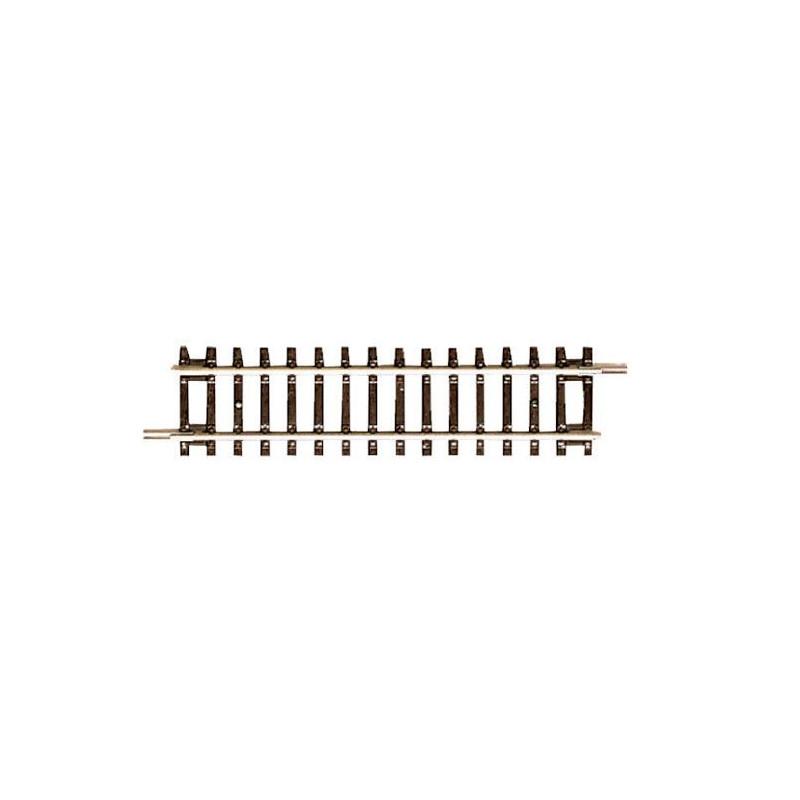 Rail ROCO bois 115mm rigide