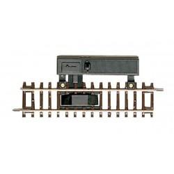 Rail ROCO dételeur électrique 115mm