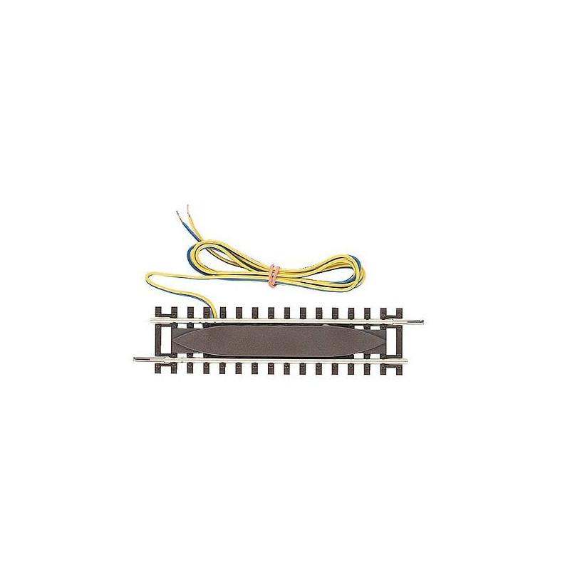 Rail ROCO de jonction 115mm pour continu