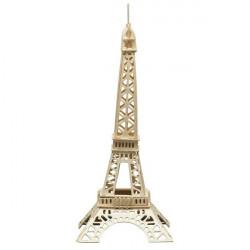Puzzle en bois : La Tour Eiffel