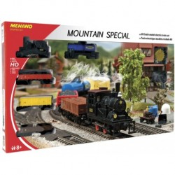 "Coffret de Train ""Mountain Special"""