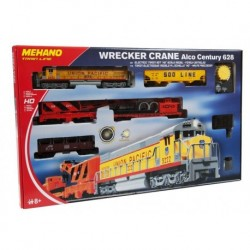 "Coffret de Train ""Wrecker Crane"""