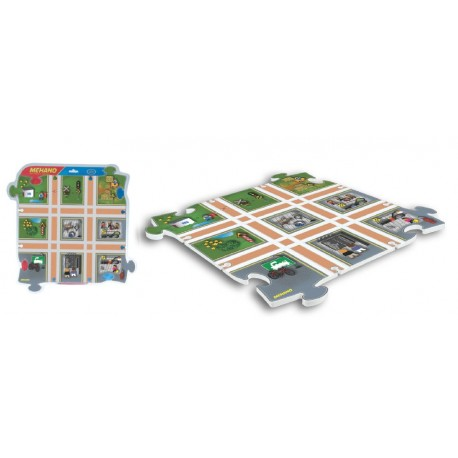 Coffret (dès 3 ans) : Puzzle H