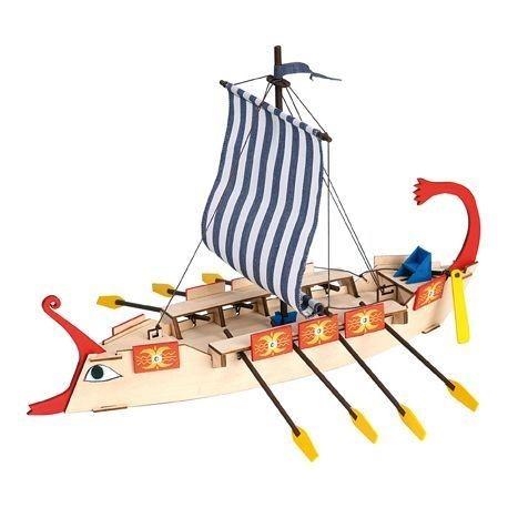 Kit enfant : bateau Ave Cesar