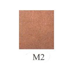Flocage couleur sable rouge