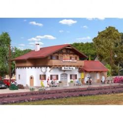HO Gare de montagne
