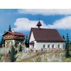 HO Chapelle de montagne