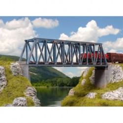 N pont en acier (sans les murs de fondation)