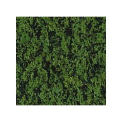 Filet de verdure vert foncé 14x28 cm