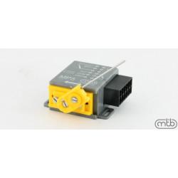 Moteur lent pour aiguillages avec 2 interrupteurs auxilliaires