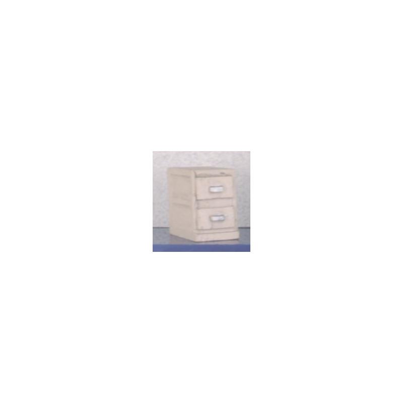 Classeur 2 tiroirs