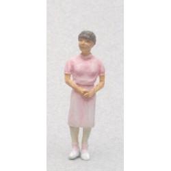 Sarah adolescente (figurine non peinte)