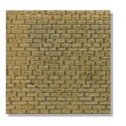 HO/ Plaque du mur en pierre