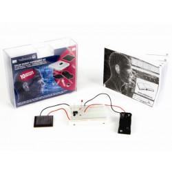 Kit d'expérimentation solaire sans soudure