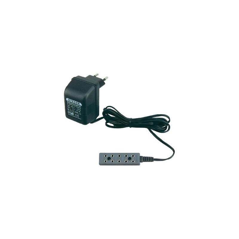 Transfo 12VA pour 20 ampoules de 3V5