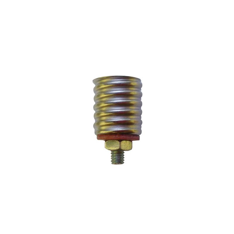 Douilles avec vis pour ampoule à culot E10