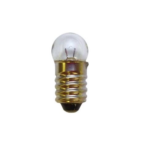 Ampoule à culot E10 de 10mm 3,5V / 0,1 A / 11mm