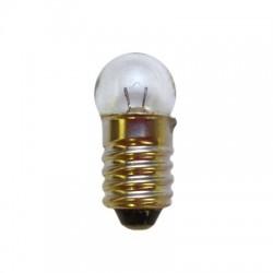Ampoule à culot E10 de 10mm 6V / 0,1 A / 11mm