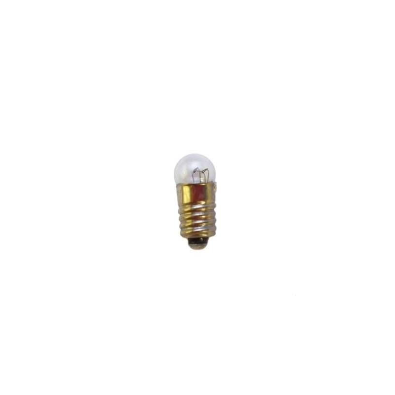 Ampoule à culot de 5,5mm 12V / 0,08 A / 6mm