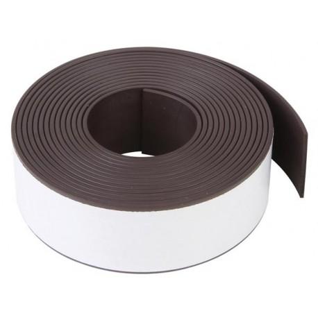 Bande magnétique flexible 300 x 2.5 cm