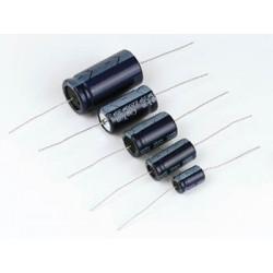 Condensateur électrolytique axial 2200uF 25V