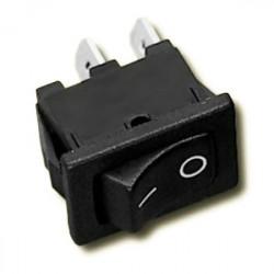 Interrupteur à encastrer M/A - 1 pôle