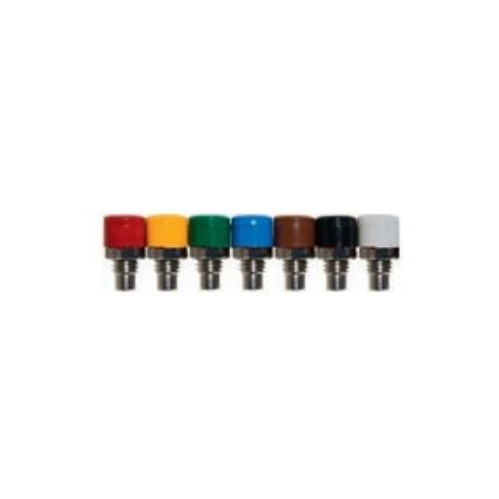 Embases miniatures pour châssis à visser 2,6mm - 50 pcs