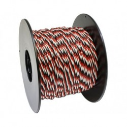 Câble FUTABA 3x0,25mm² - Au mètre