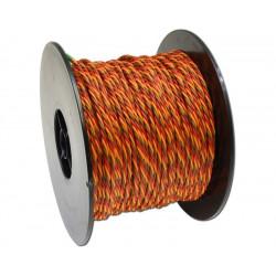 Câble GRAUPNER 3x0,25mm² - Au mètre