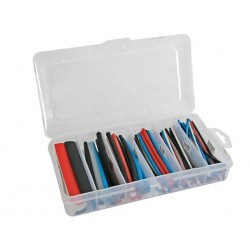 Coffret de tubes thermorétractables couleur 170 pcs