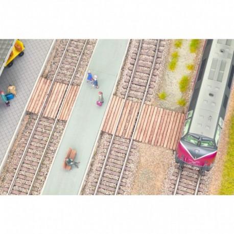 HO/ Laser-Cut minis Passages de voies