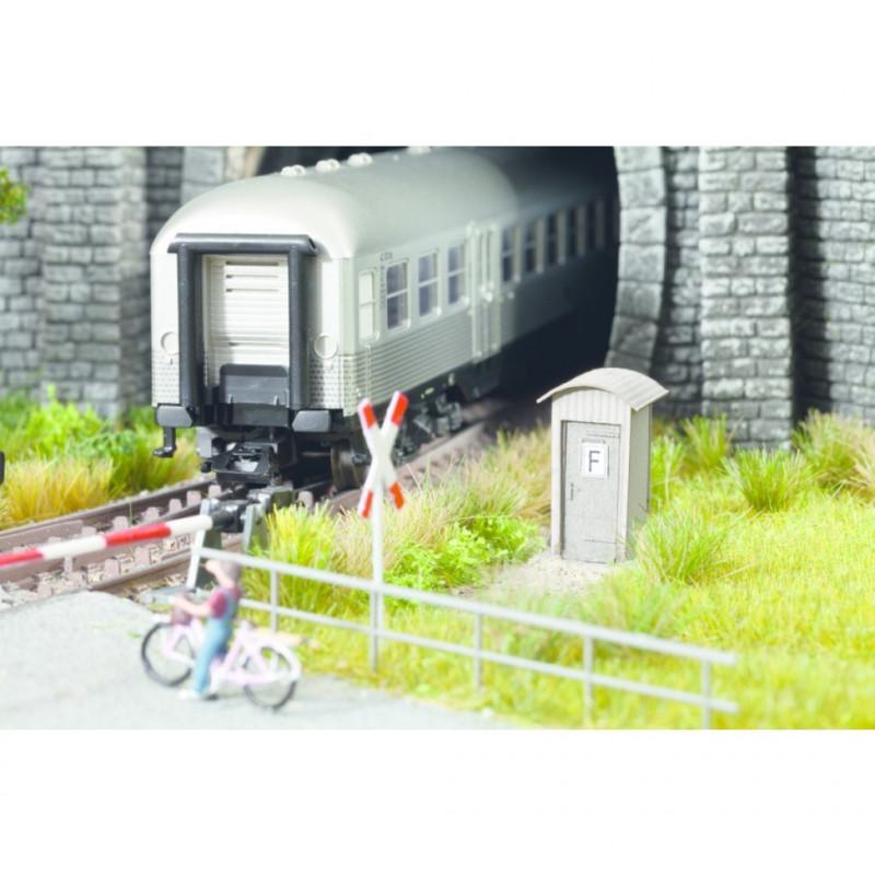 HO/ Laser-Cut minis Cabine de signalisation