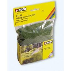 Herbes Sauvages Vert Foncé