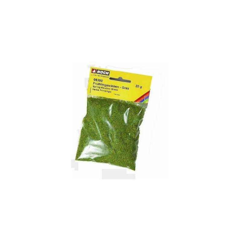 Herbe - Vert Moyen - 2,5 mm - 20 g