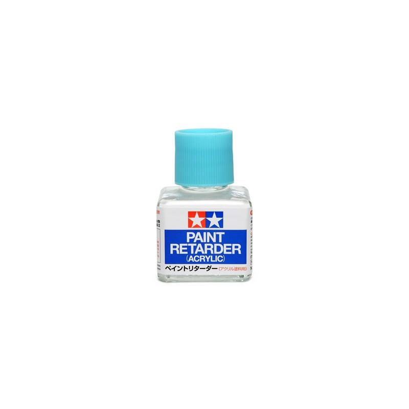 Retardant de séchage pour peintures acryliques