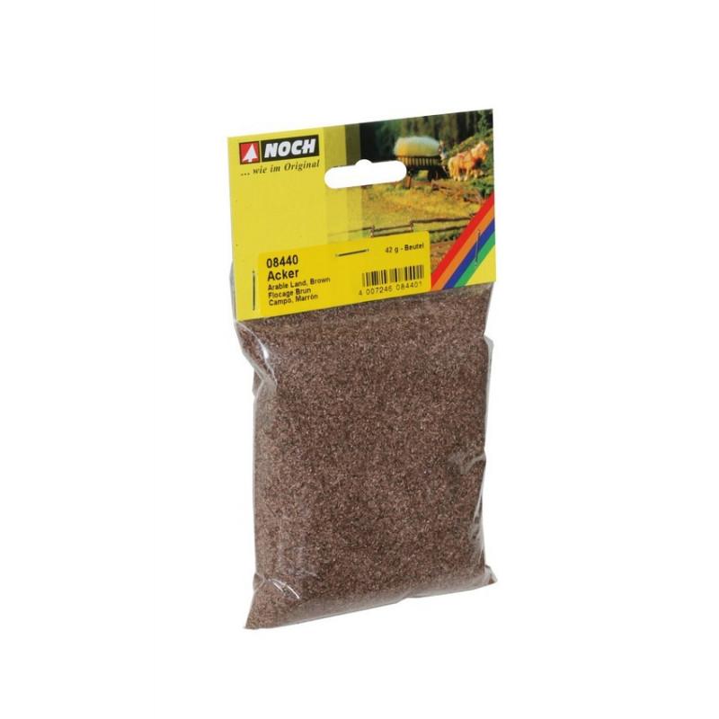 Flocage brun - 42 g