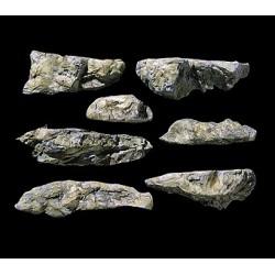 Moule pour petis morceaux de roche, bas