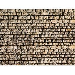 HO,TT/ Mur de Pierre de Taille