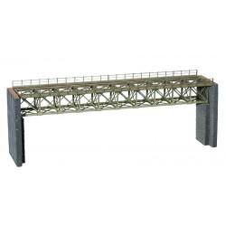 HO/ Pont d'acier