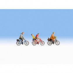 HO/ Cyclistes
