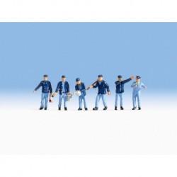 HO/ Mécaniciens & Conducteurs