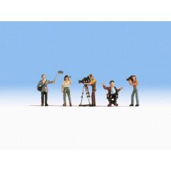 HO/ Equipe de cameramen